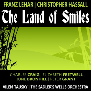 Album Lehar, Hassall: The Land of Smiles from Elizabeth Fretwell
