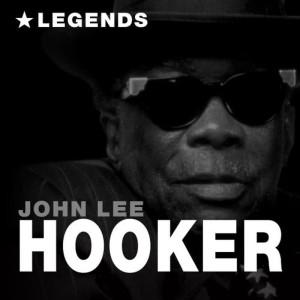 John Lee Hooker的專輯Legends