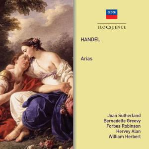 Dame Joan Sutherland的專輯Handel: Arias