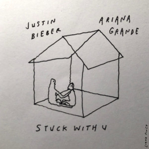 Listen to Stuck with U song with lyrics from Ariana Grande