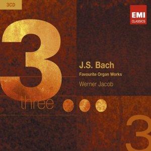 Werner Jacob的專輯Bach: Favourite Organ Works