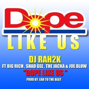 Album Dope Like Us from Big Rich