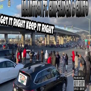Album Get It Right Keep It Right (Explicit) from Chato