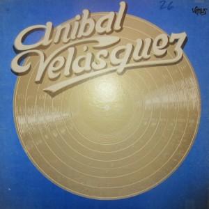 Album Disco de Oro from Anibal Velásquez