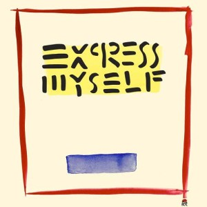 Album Express Myself from Ricky Reed