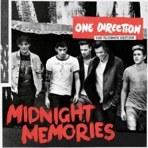 收聽One Direction的Midnight Memories歌詞歌曲