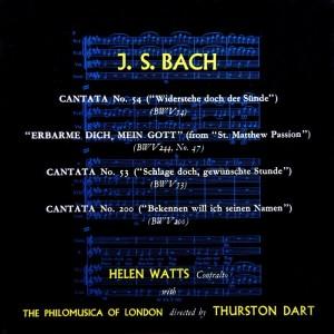 Helen Watts的專輯Bach Cantatas