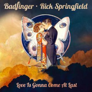 Badfinger的專輯Love is Gonna Come at Last