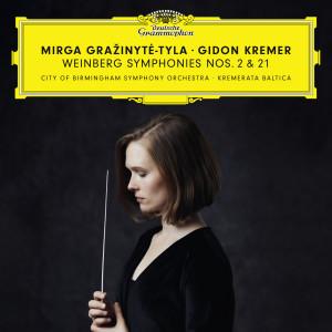 Mirga Gražinytė-Tyla的專輯Weinberg: Symphonies Nos. 2 & 21
