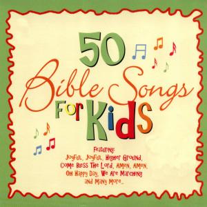 Album 50 Bible Songs for Kids from St. John's Children's Choir