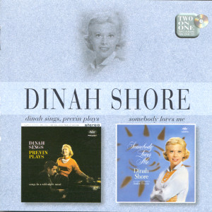 Dinah Sings, Previn Plays/Somebody Loves Me 2001 Dinah Shore