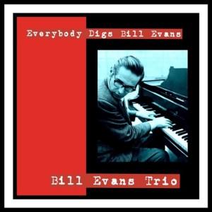 Bill Evans Trio的專輯Everybody Digs Bill Evans