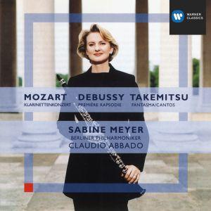 收聽Sabine Meyer的Clarinet Concerto in A Major, K. 622: II. Adagio歌詞歌曲