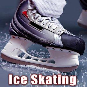 Sound Ideas的專輯Ice Skating Sound Effects