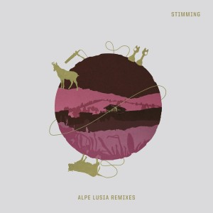 Album Alpe Lusia Remixes from Stimming