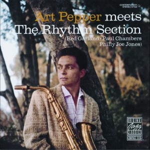 Art Pepper Meets The Rhythm Section 1957 Art Pepper