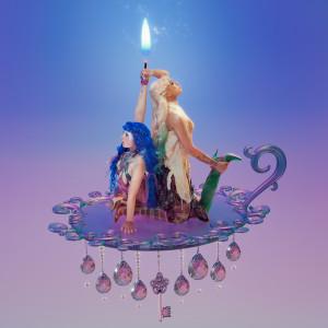 Ashnikko的專輯Slumber Party (feat. Princess Nokia) (Remixes) (Explicit)