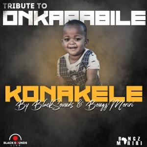 Album Konakele from Bongz Moriri