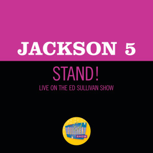 Album Stand! from Jackson 5