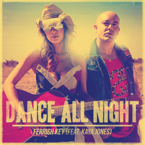 Album Dance All Night from Kaya Jones