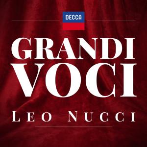 Leo Nucci的專輯GRANDI VOCI - LEO NUCCI Una collana dedicata con registrazioni originali Decca e Deutsche Grammophon rimasterizzate con le tecniche più moderne che ne garantiscono eccellenza tecnica e artistica