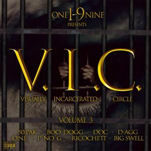 Album Visually Incarcerated Circle, Vol. 3 (Explicit) from V.I.C.