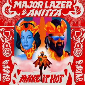 Album Make It Hot from Major Lazer