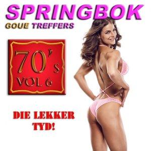 Album Springbok Goue Treffers 70's, Vol. 6 from Springbok Speelers