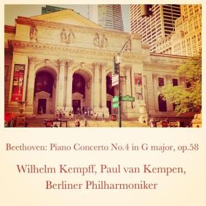 Paul van Kempen的專輯Beethoven: Piano Concerto No.4 in G major, op.58