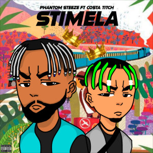 Album Stimela from Phantom Steeze