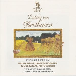 "Album Beethoven: Symphony No. 9 in D Minor, Op. 125 ""Choral"" from Jascha Horenstein"