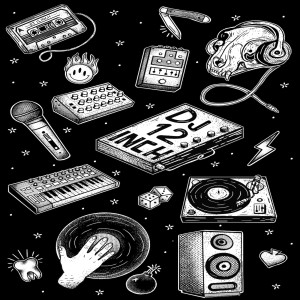 Album SubUrban Grooves from DJ12inch