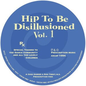 Album Hip To Be Disillusioned Vol. 1 from Chez Damier