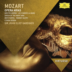 Album Mozart: Opera Arias from Rodney Gilfry