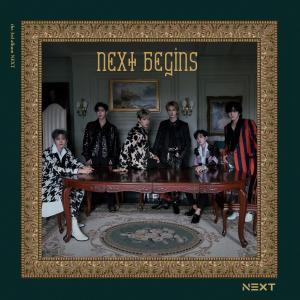 樂華七子NEXT的專輯NEXT BEGINS