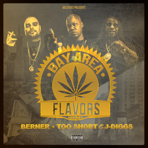 Album Bay Area Flavors from Too $hort