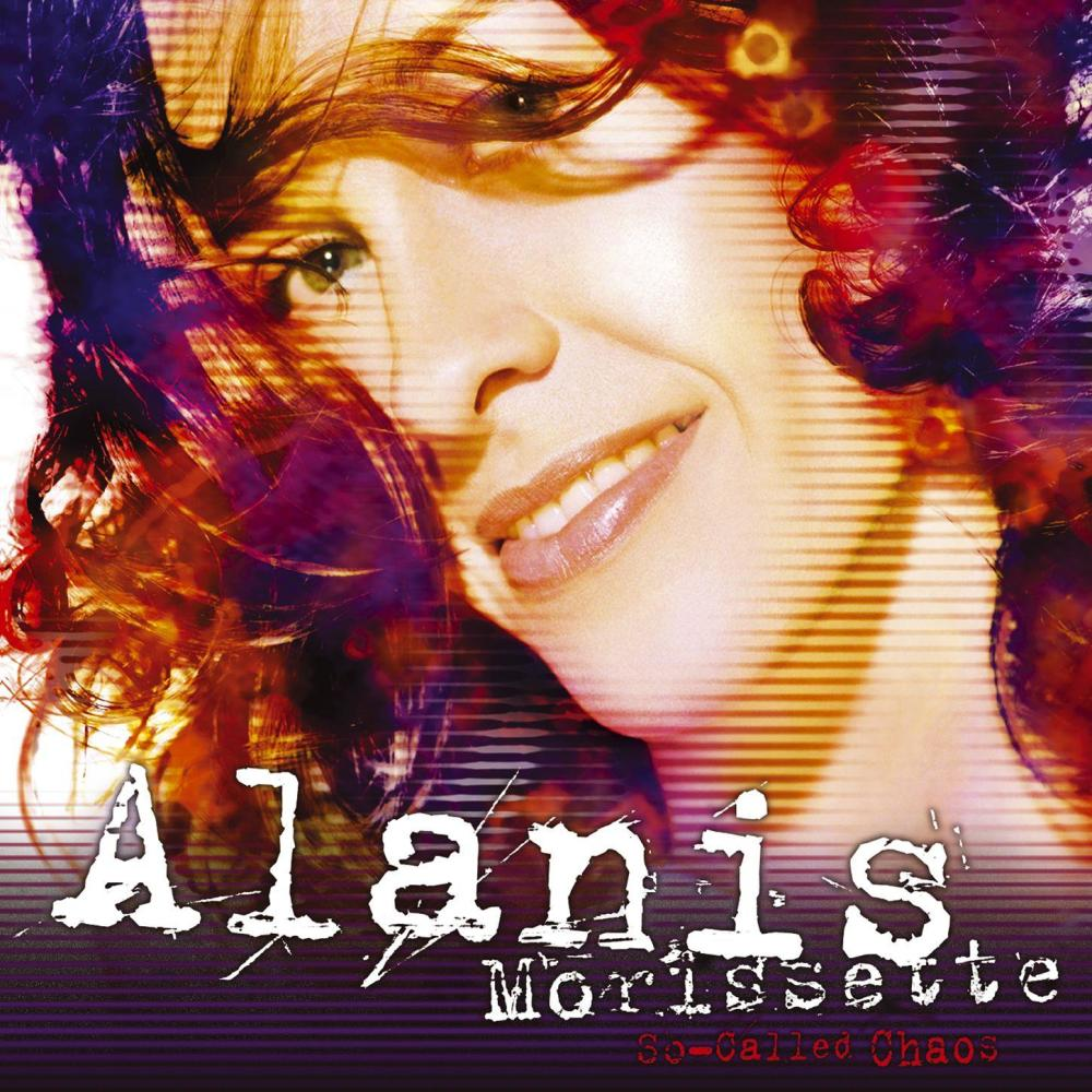 Not All Me 2004 Alanis Morissette