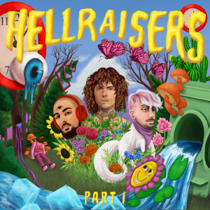 Album HELLRAISERS, Part 1 from Cheat Codes