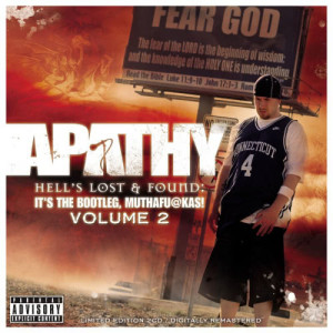 Album Hell's Lost & Found: It's the Bootleg, Muthafuckas! Vol. 2 from Apathy