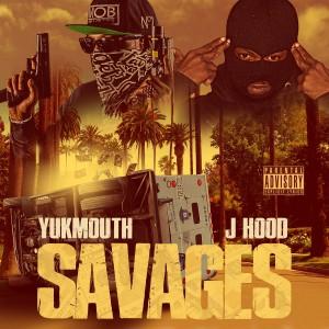 Album Savages (Explicit) from J-Hood