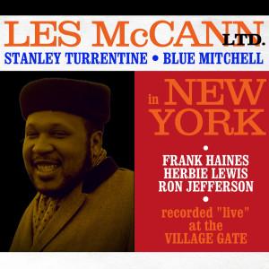 Album Les McCann Ltd. in New York from Les McCann
