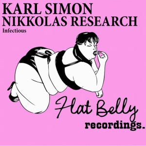 Album Infectious from Nikkolas Research