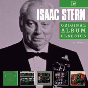 Listen to Violin Concerto in D Major, Op. 61: II. Larghetto song with lyrics from Isaac Stern