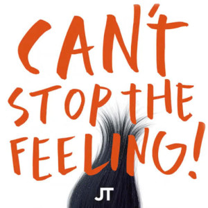 """Justin Timberlake的專輯CAN'T STOP THE FEELING! (Original Song from DreamWorks Animation's """"TROLLS"""")"""