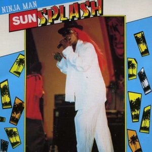 Album Sunsplash from Ninja Man