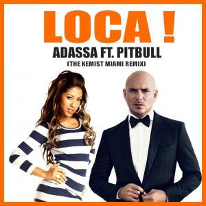 Adassa的專輯LOCA !