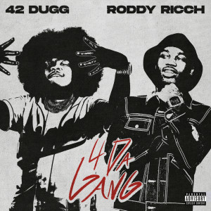 Album 4 Da Gang (Explicit) from Roddy Ricch