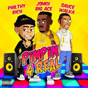 Album Pimpin 4 Real (Explicit) from Philthy Rich