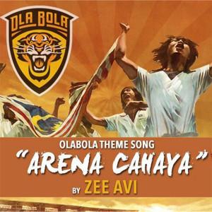 Album Arena Cahaya from Zee Avi