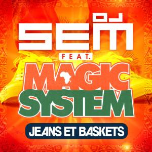Jeans et baskets dari Magic System